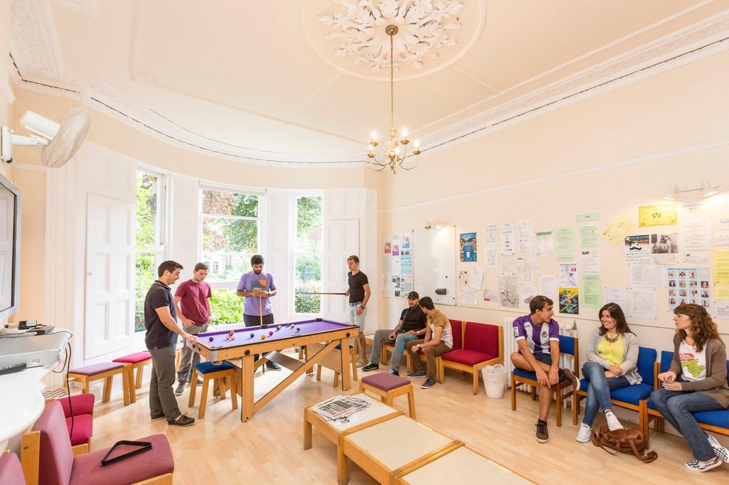 ELC Bristol Student Common Room