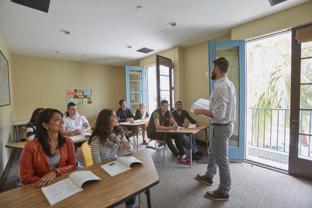 English Language Center - ELC Santa Barbara - Language ...