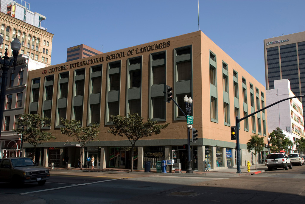 6ce2e0f0c780 Converse International School of Languages CISL San Diego USA