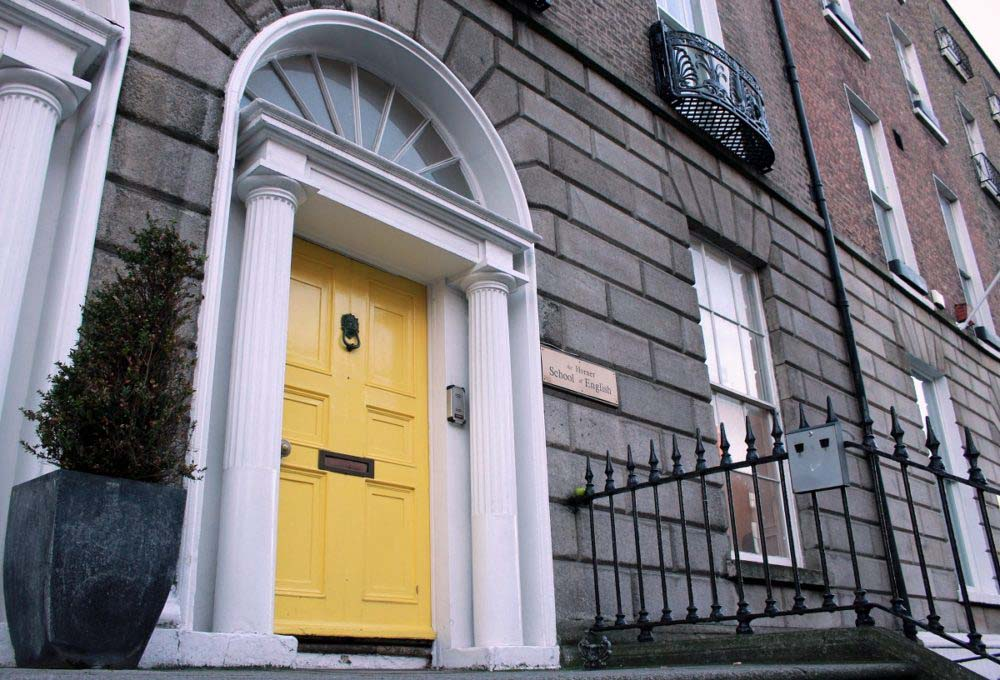Corsi di inglese o vacanza studio alla Horner School Dublino in Irlanda