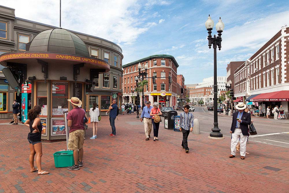 NESE Corsi di inglese vacanza studio alla scuola di lingue a Boston, USA