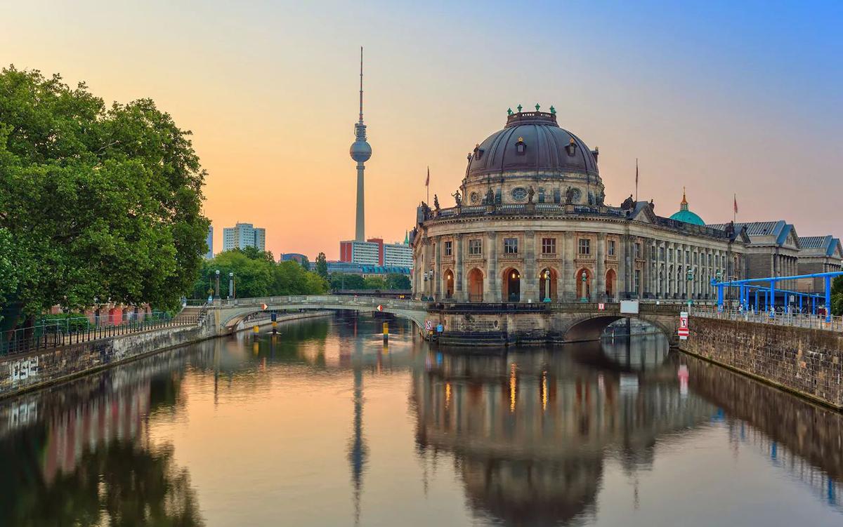 Corsi scuola di lingue impara studia tedesco vacanza studio a berlino marshall language services - Casa vacanza berlino ...